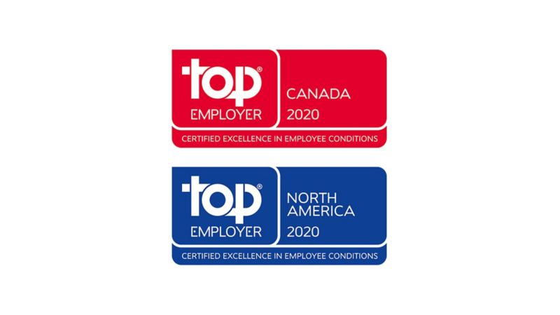 Top Employer Certification 2020