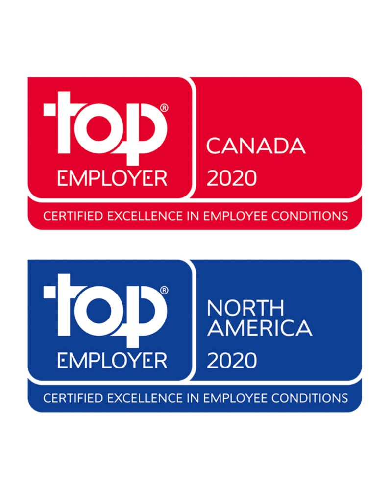 Top employer award 2020
