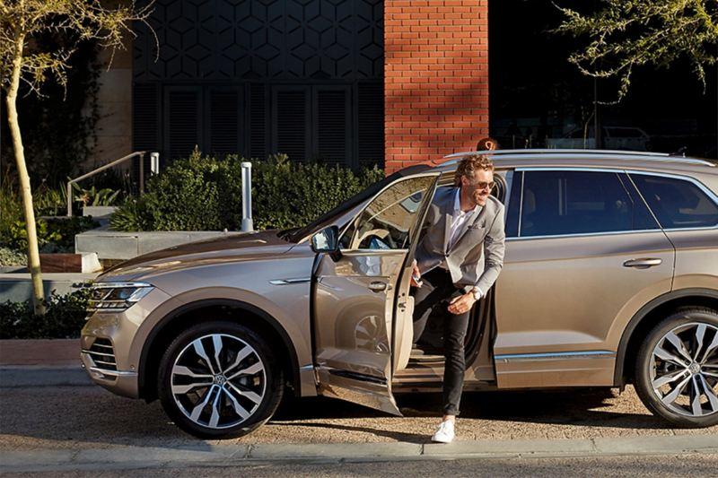 Clienti noleggio auto Volkswagen Business