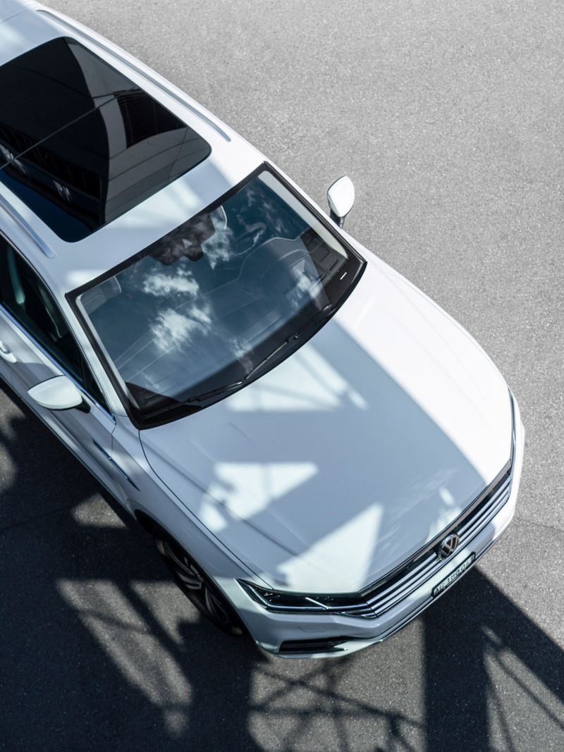 Touareg from above