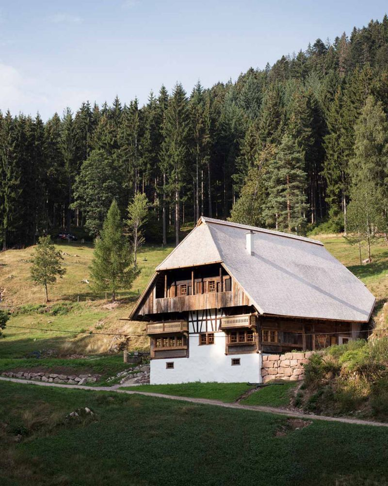 Turismo sostenibile nella Foresta Nera