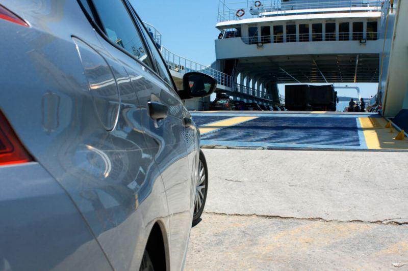 Traer un coche desde Canarias