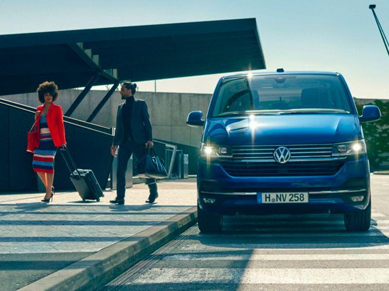 Transporte de passageiros na Volkswagen Veículos Comerciais
