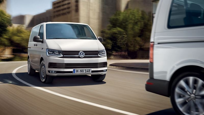 The Volkswagen Transporter