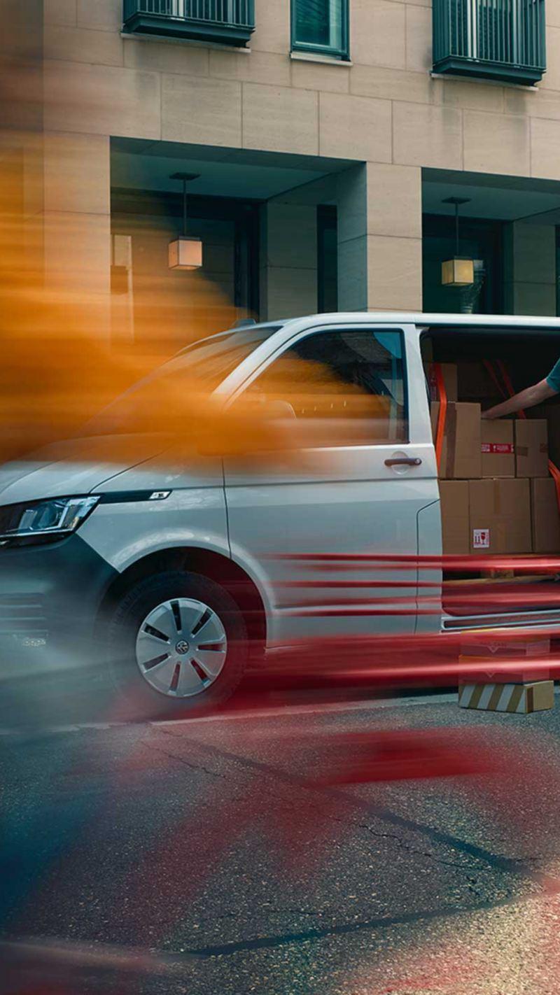 Fiscaalvriendelijk investeren met Volkswagen Bedrijfswagens