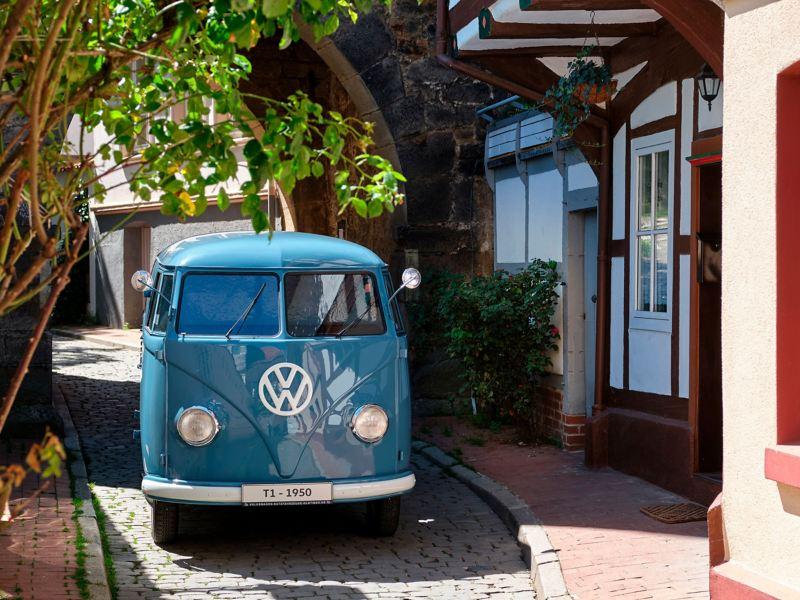 VW Transporter Sofie