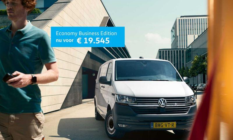 Economy Business Edition nu voor € 19.545