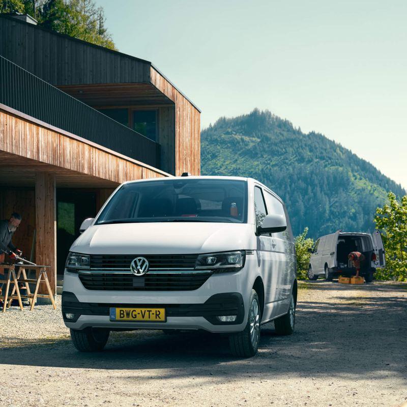 Voordeel tot 7473 euro op Volkswagen Bedrijfswagens