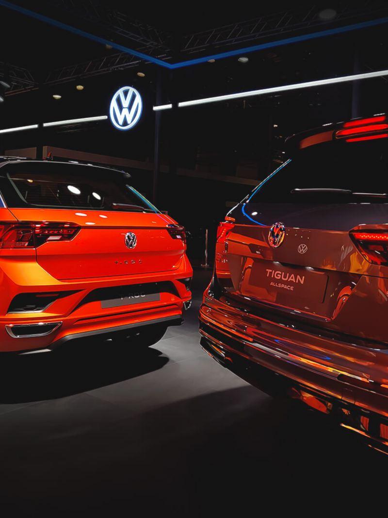 Auto Expo Live Volkswagen 2020 Stall