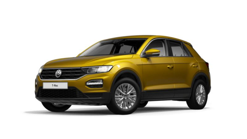 Volkswagen Nuevo T-Roc edition precio y especificaciones