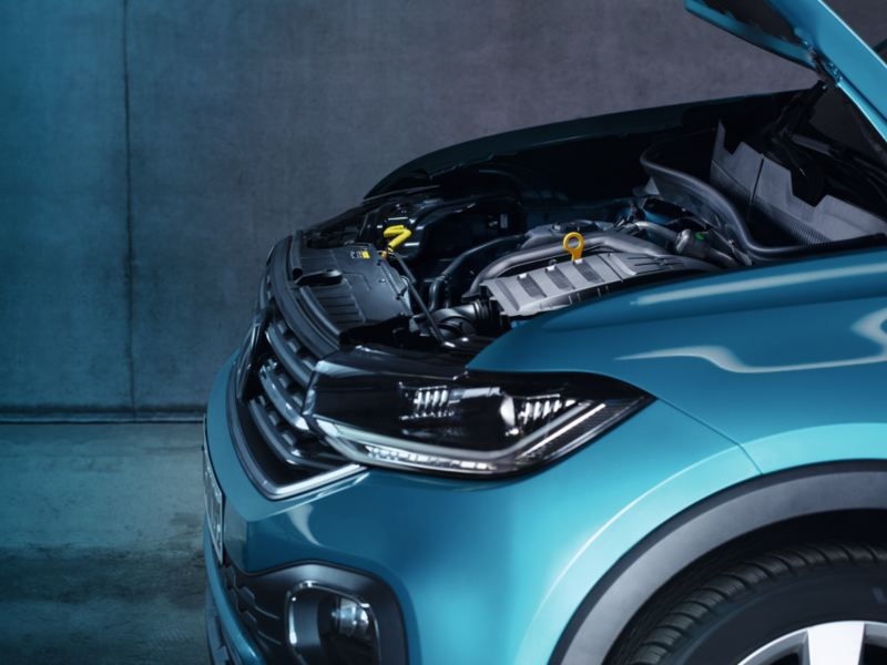 Volkswagen 引擎與變速箱