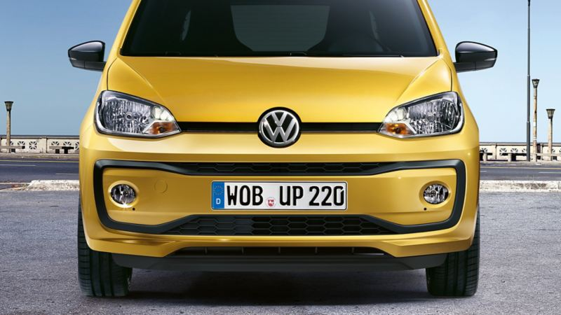 Volkswagen up! sett forfra