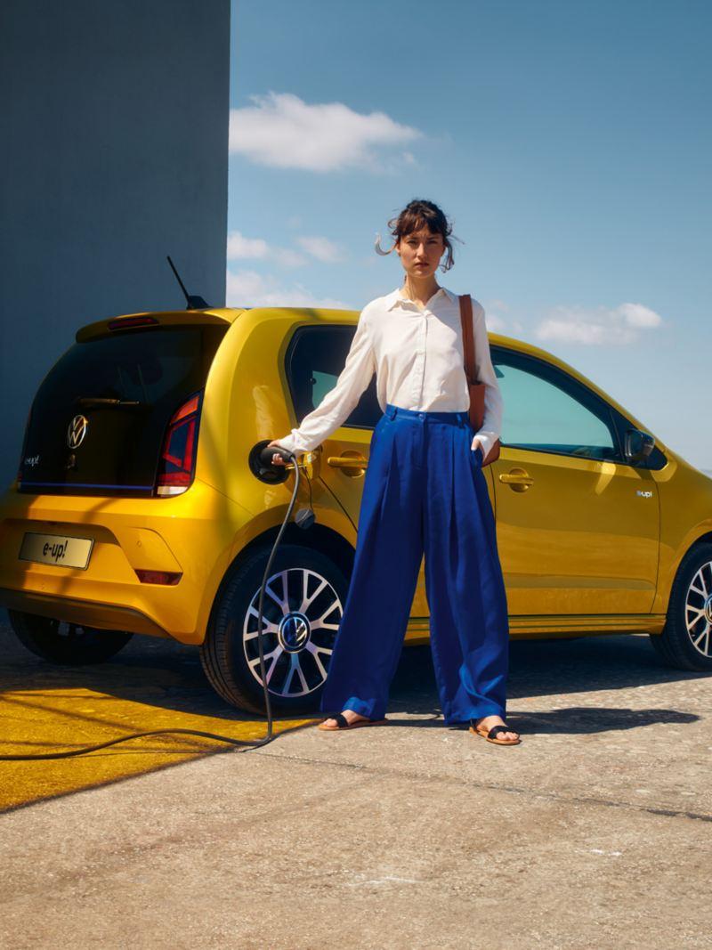 Volkswagen e-up! auto elettrica Volkswagen