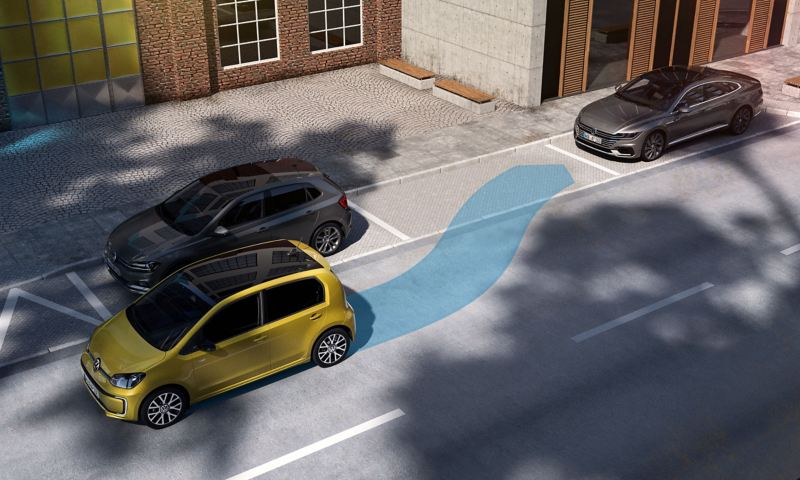 Nouvelle e-up! Park Assist