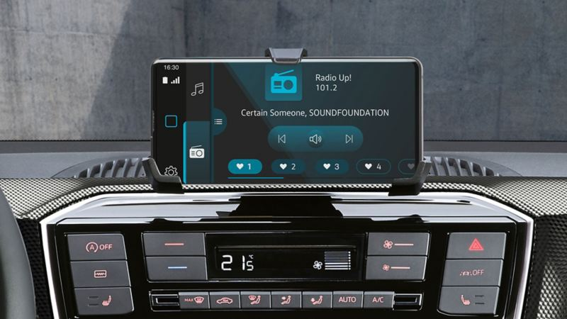 eco up! Screen maps + more Radio