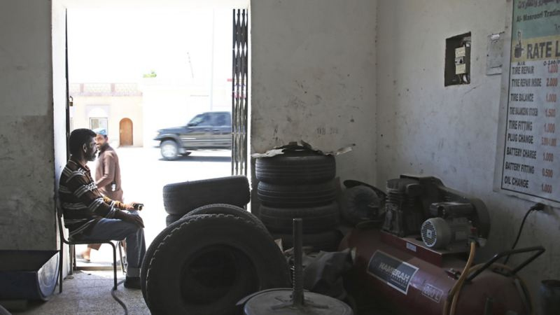 Ameea Shahak Tire service