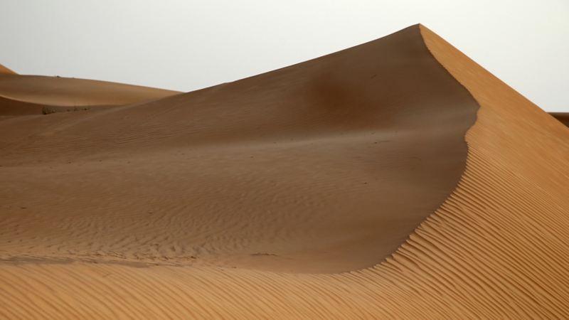 Sanddyn i Oman