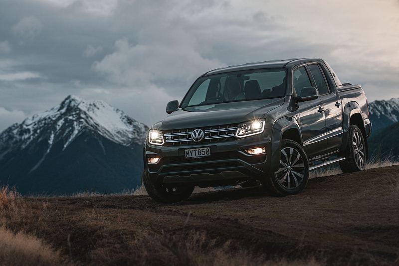 VW 5-year warranty