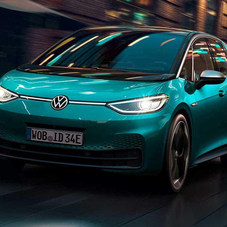 Volkswagen ID.3: por esto es el coche eléctrico líder en Noruega