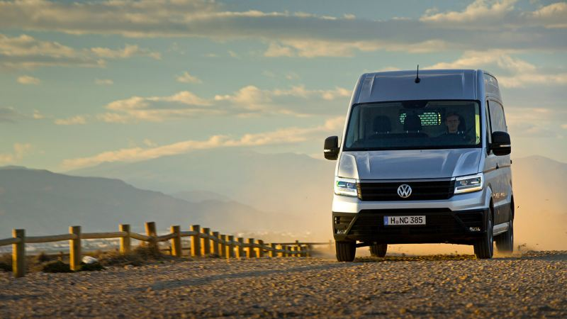 VW Crafter Offroad