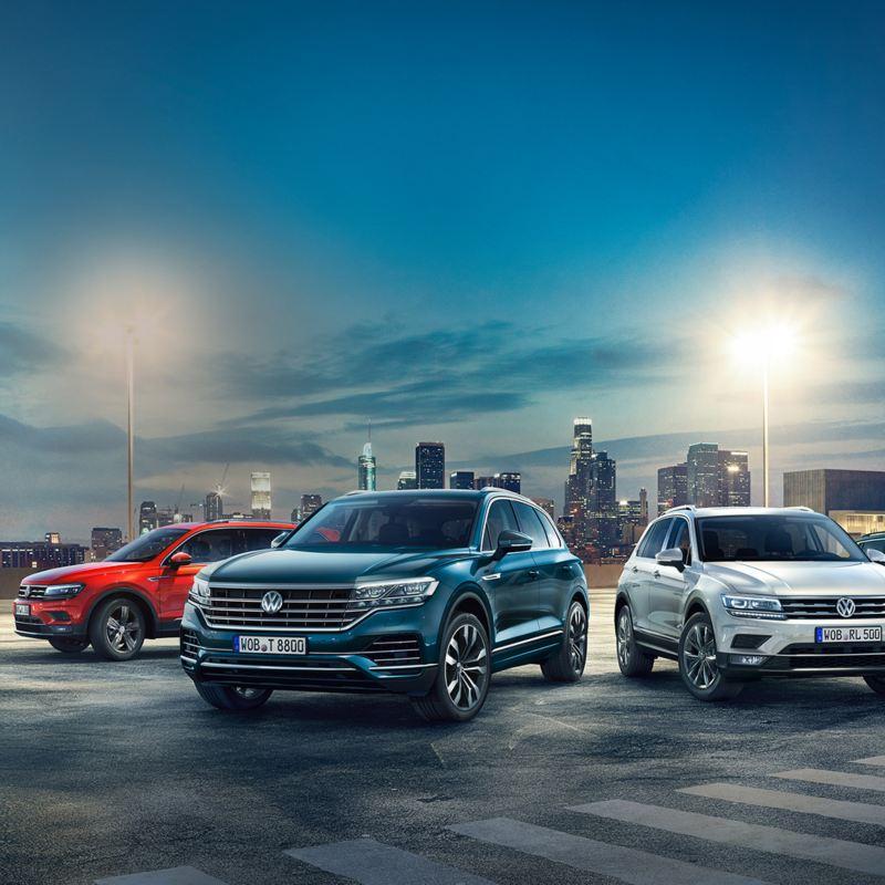 Ofertas SUV Volkswagen Canarias