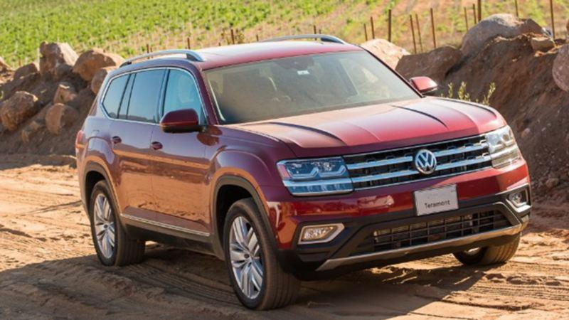 Volkswagen My Leasing - Compra una camioneta Teramont 2019 con este servicio financiero VW