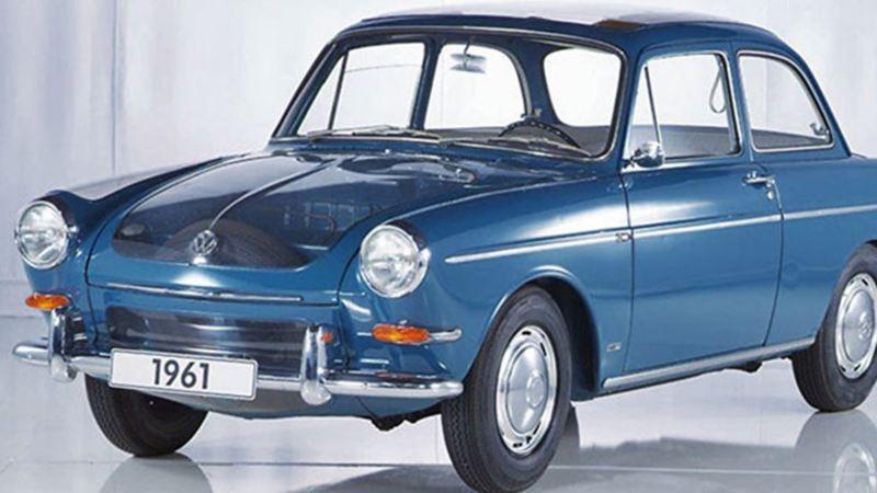 Type 3 1500 glass model - Auto clásico deportivo de Volkswagen