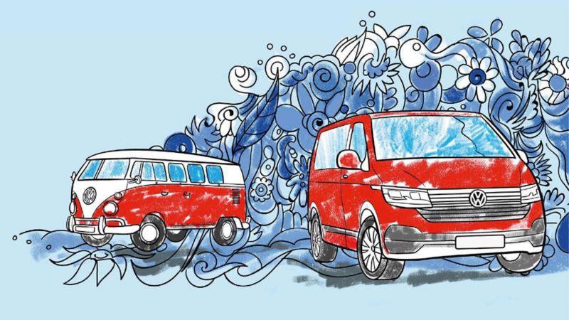 Volkswagen e-BULLI spalanca le porte al futuro dei classici