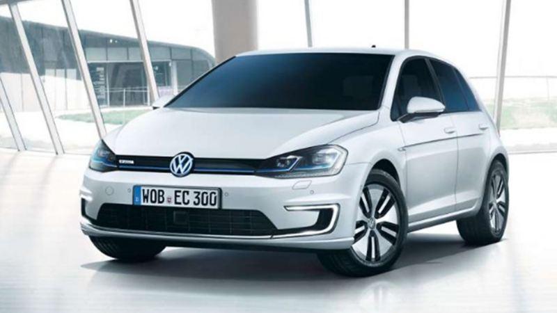 e-Golf - Versión eléctrica de Golf de Volkswagen