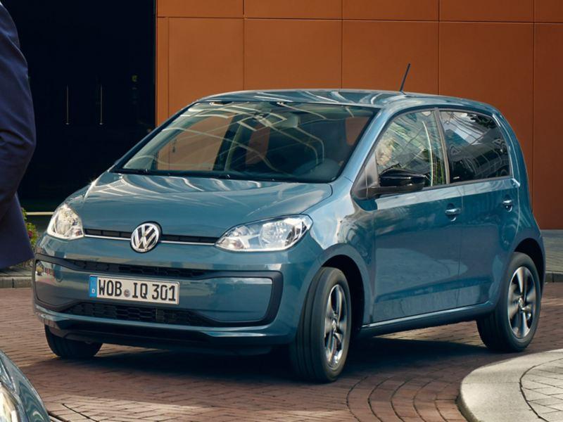 Parkender up! IQ.DRIVE