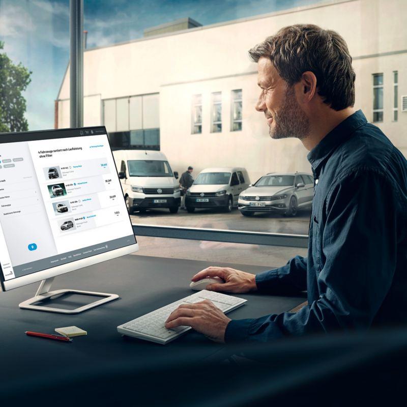 We Connect Fleet - Fahrstil analysieren und vergleichen