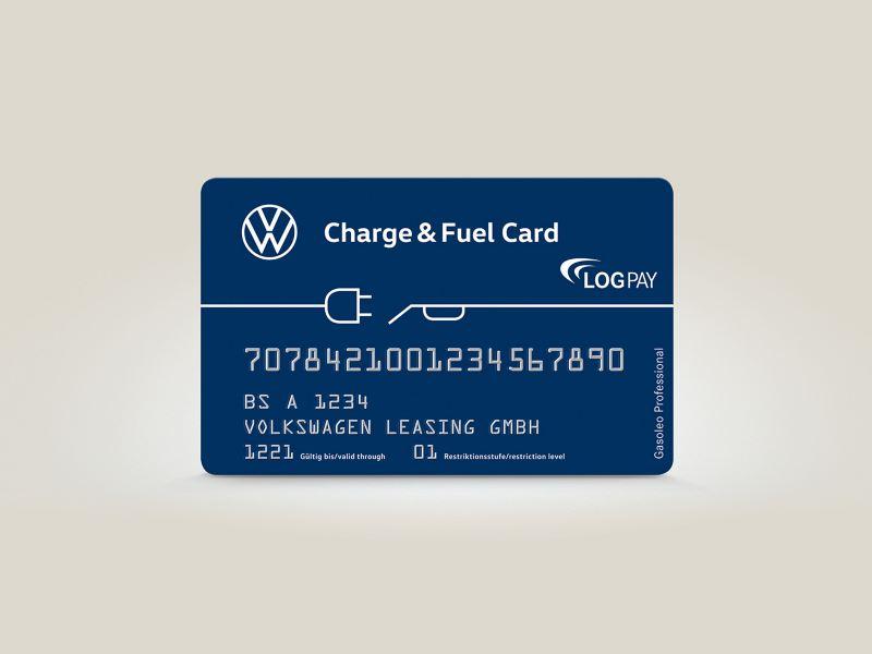 Charge&Fuel Card der Volkswagen Leasing GmbH