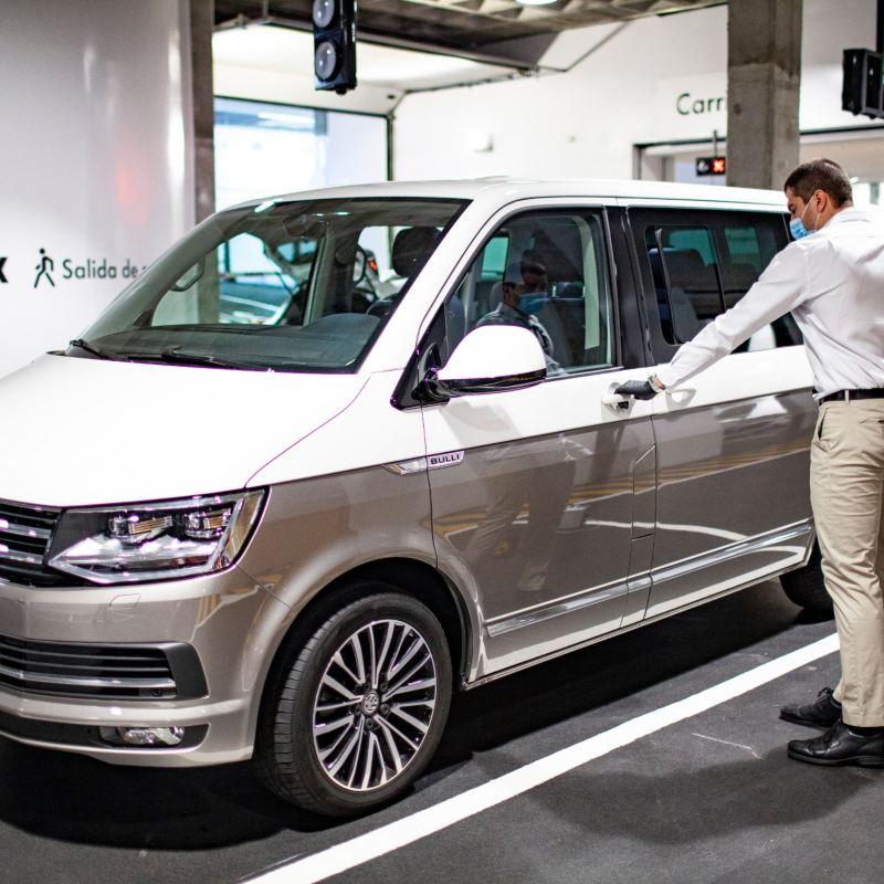 Limpieza con Ozono Volkswagen Canarias
