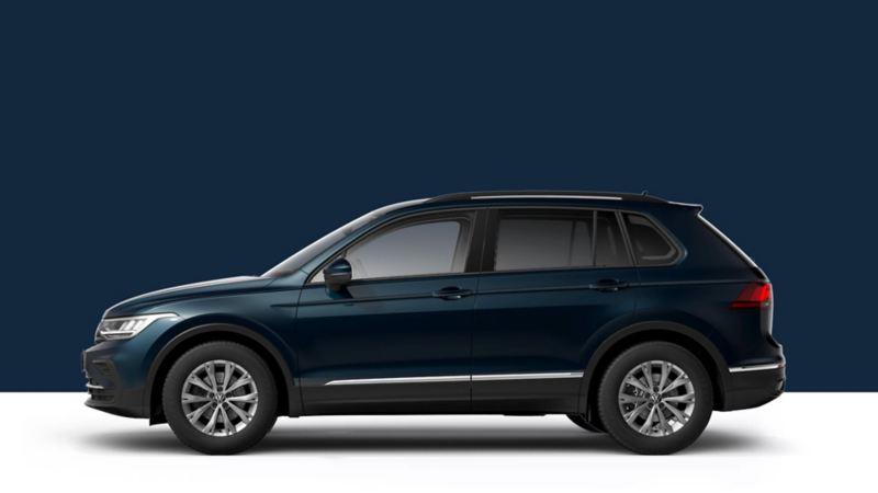 Nuova Tiguan Life VW