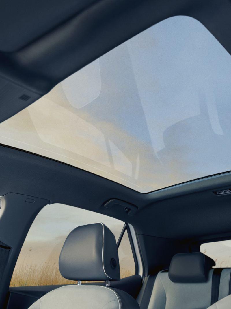 Panoramaglastak i VW ID.3