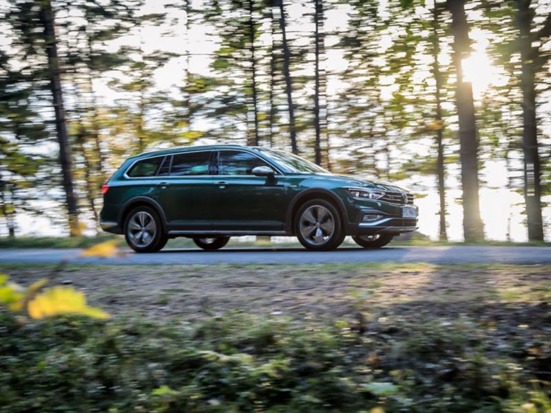 Volkswagen redukuje ślad węglowy samochodów testowych z parku dziennikarskiego