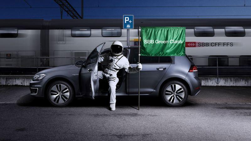Volkswagen CFF Green Class