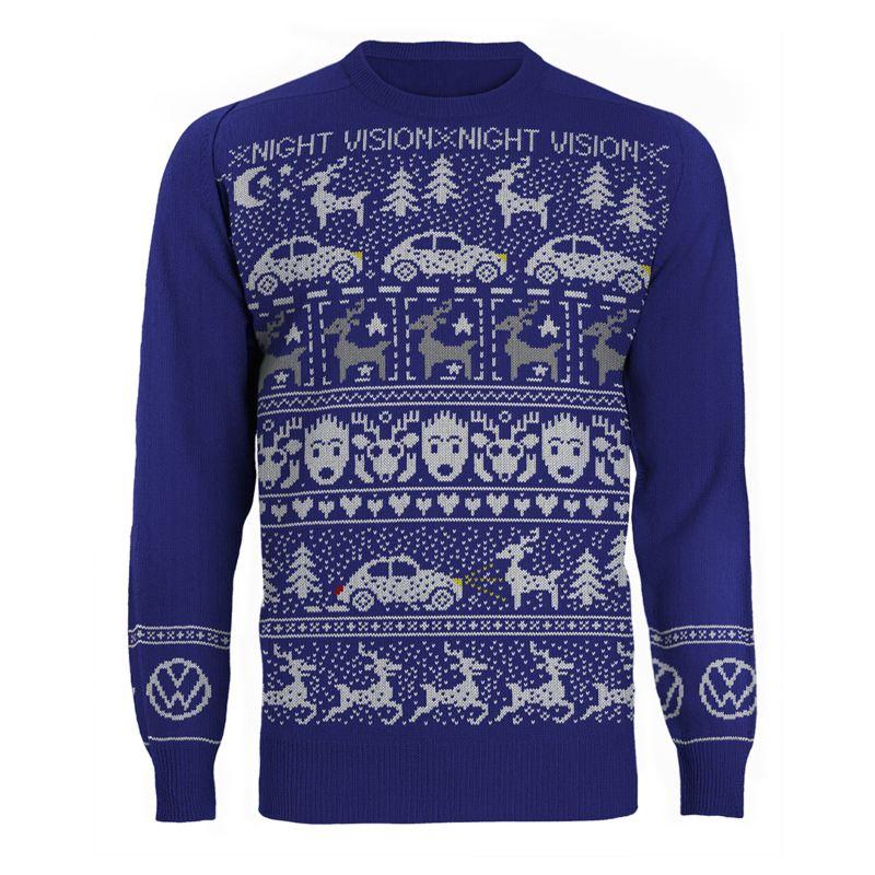 jultröja från Volkswagen
