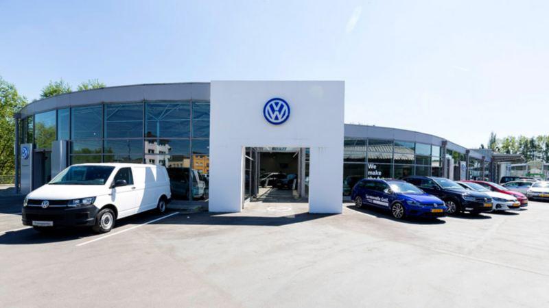 Garage M. Losch Bereldange.