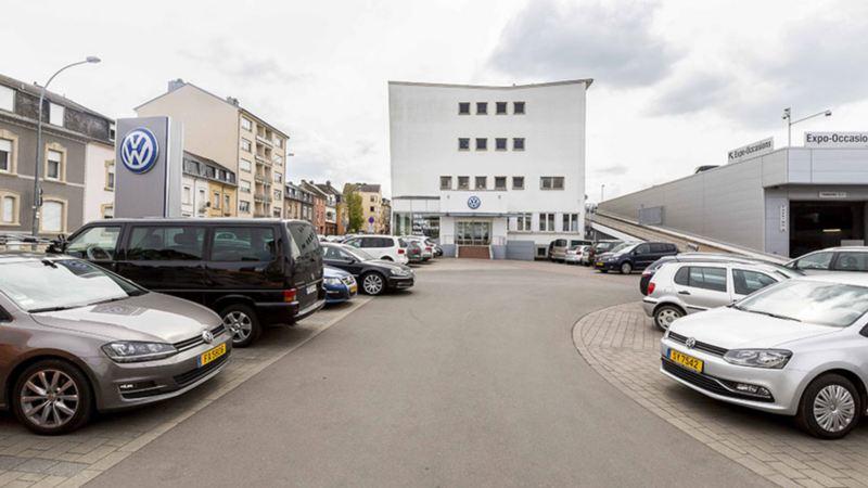 Garage M. Losch Bonnevoie