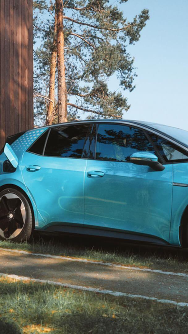 Volkswagen Sähköautot