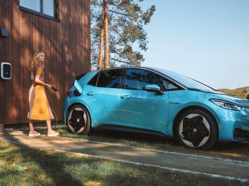 Volkswagenin sähköautot - yhdessä kohti nollapäästöjä