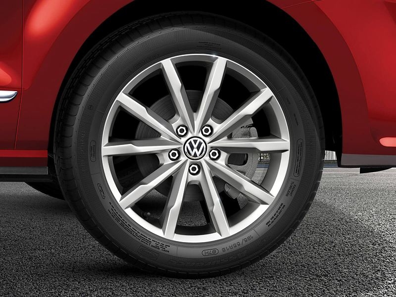 Volkswagen Vento Alloy Wheels
