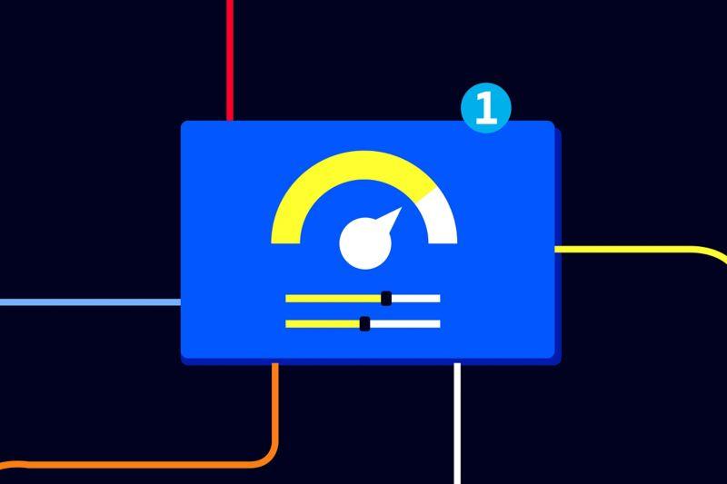 Illustration d'un système de gestion de l'énergie (SGE)
