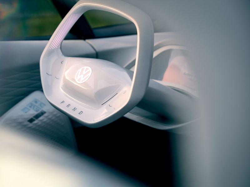 Le volant du concept-car ID.