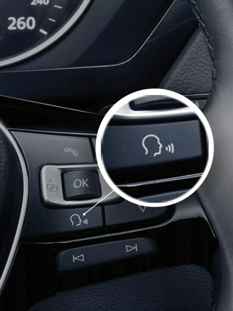 Volkswagen Voice Control