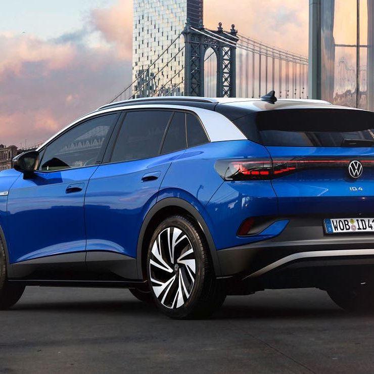 Volkswagen ID.4 Canarias