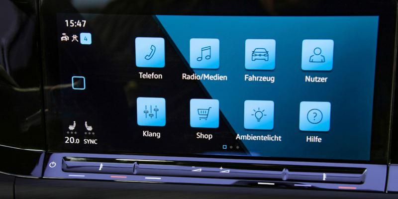 Infotainmentsysteme sind Teil des digitalen Cockpits.