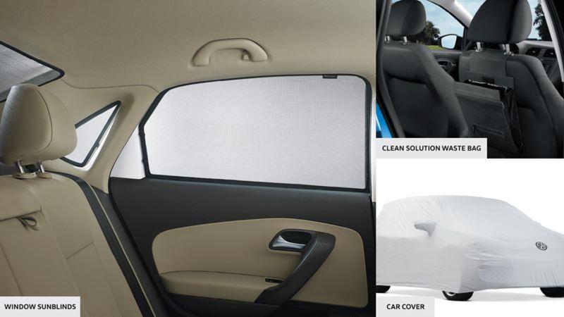 Volkswagen Accessories Family Package