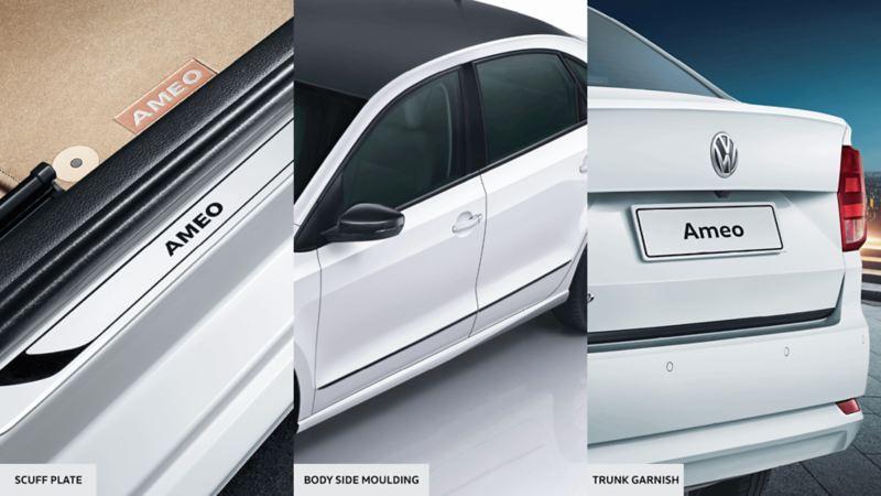 Volkswagen Accessories Style Package